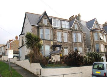 Thumbnail Hotel/guest house for sale in Mount Wise, Newquay, Cornwall