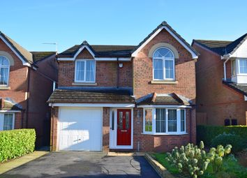 Thumbnail 4 bed detached house for sale in St. Davids Way, Knypersley, Stoke-On-Trent