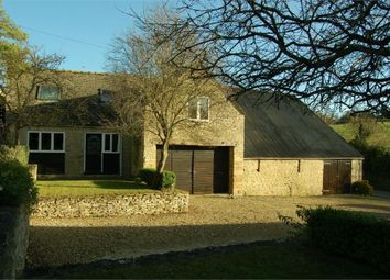 Thumbnail 5 bedroom detached house for sale in Bridge Street, Shilton, Burford, Oxfordshire