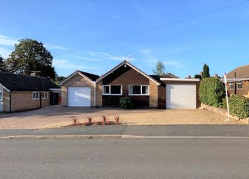 Thumbnail 4 bed detached bungalow for sale in Beechwood Avenue, Melton Mowbray