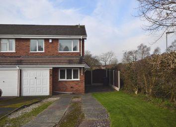 Thumbnail 3 bedroom semi-detached house to rent in Peverill Road, Perton, Wolverhampton