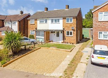 Thumbnail 2 bed semi-detached house to rent in Wheatleys, St Albans, Hertfordshire