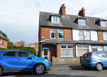 Thumbnail 4 bed end terrace house for sale in Cavendish Road, Skegness
