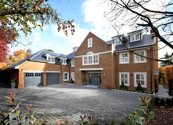 Thumbnail 7 bed detached house for sale in Burkes Road, Beaconsfield