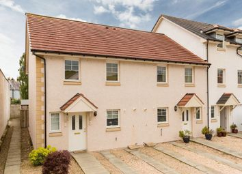Thumbnail 3 bed end terrace house for sale in 9 Ballantyne Place, Peebles