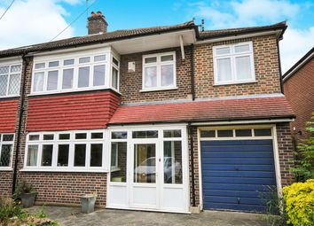 Thumbnail 4 bedroom semi-detached house to rent in Mead Way, Hayes, Bromley