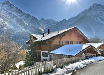 Thumbnail 4 bed chalet for sale in Champery, Portes Du Soleil, Valais, Switzerland