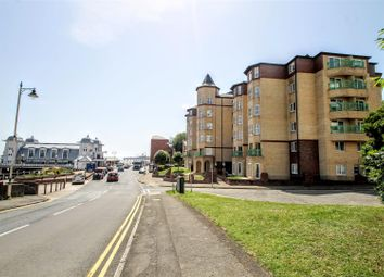 Thumbnail 2 bed flat for sale in Alexandra Court, The Esplanade, Penarth