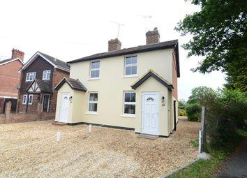 Thumbnail Semi-detached house to rent in Coleford Bridge Road, Mytchett, Camberley