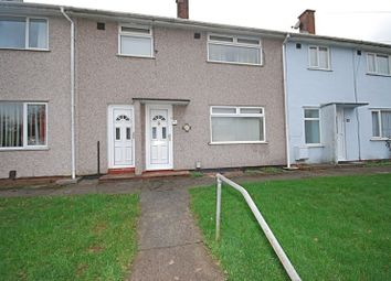 Thumbnail 3 bed terraced house for sale in Constable Drive, Newport