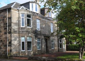Thumbnail 4 bed flat for sale in Greenock Road, Paisley