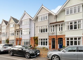 Thumbnail 4 bed terraced house for sale in Christchurch Avenue, Tunbridge Wells, Kent