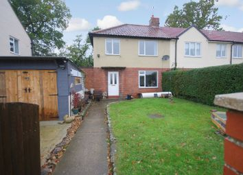 Thumbnail 3 bed terraced house for sale in Foxcovert Grove, Crook