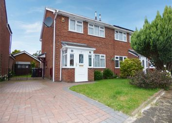 3 bed semi-detached house for sale in Kennet Close, Westhoughton, Bolton, Lancashire BL5