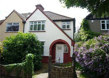 Thumbnail 3 bed semi-detached house to rent in Woodland Gardens, Isleworth, Greater London