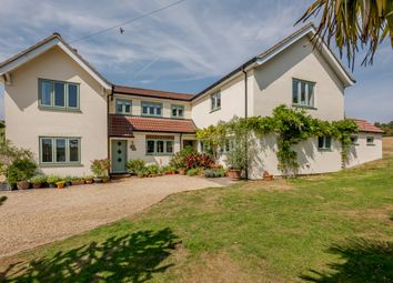 Thumbnail 7 bed detached house for sale in Norwich Road, Horstead, Norwich