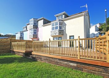 Thumbnail 4 bedroom end terrace house for sale in Newton Road, St. Mawes, Truro