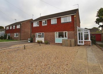 Thumbnail 3 bed semi-detached house for sale in Woodlands Way, Southwater, Horsham
