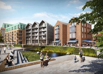 Thumbnail 1 bed flat for sale in Ram Street, Wandsworth, London