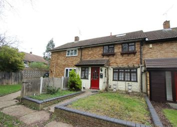 Thumbnail 2 bed terraced house for sale in Methersgate, Basildon, Essex