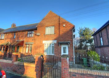 Thumbnail 2 bedroom end terrace house for sale in St. Lukes Road, Sunderland