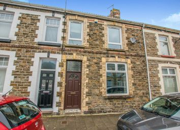 Thumbnail 3 bed terraced house for sale in Pwllgwaun Road, Pontypridd