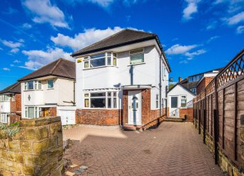 Thumbnail 3 bed detached house for sale in Archer Lane, Sheffield