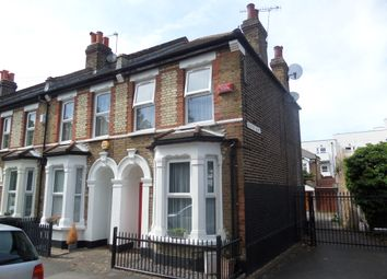 Thumbnail 2 bed end terrace house for sale in Aitken Road, London