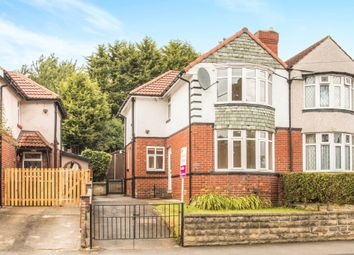 Thumbnail 3 bedroom semi-detached house for sale in Harehills Lane, Leeds