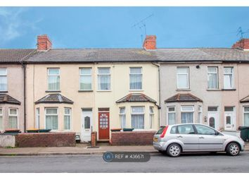 Thumbnail 3 bed terraced house to rent in Marshfield Street, Newport