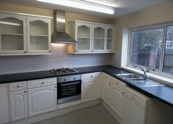 Thumbnail 3 bedroom terraced house to rent in Mayors Walk, West Town, Peterborough