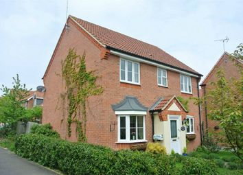 Thumbnail 3 bed detached house to rent in Speedwell Drive, Bourne, Lincolnshire