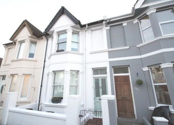 Thumbnail 3 bedroom terraced house to rent in Mortimer Road, Hove