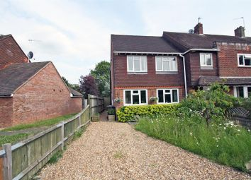 Thumbnail 2 bed end terrace house for sale in Hazel Avenue, Guildford