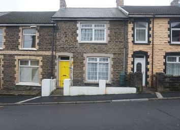Thumbnail 3 bed terraced house for sale in Mcdonnell Road, Bargoed, Caerphilly