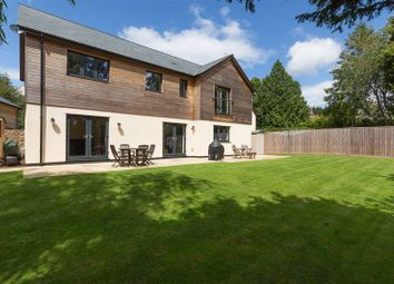 Thumbnail 5 bed detached house for sale in Chapel Court, Chudleigh, Newton Abbot