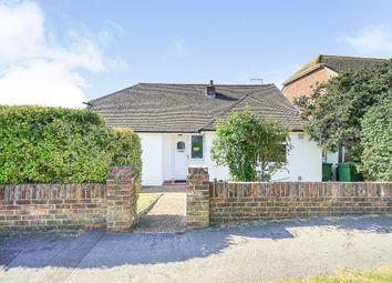 Nutley Avenue, Saltdean, Brighton BN2. 3 bed detached bungalow