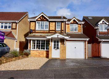 Thumbnail 4 bed detached house for sale in Whitestones, Basingstoke