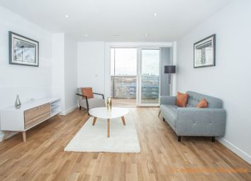 Thumbnail 1 bed flat to rent in Carriage Way, London