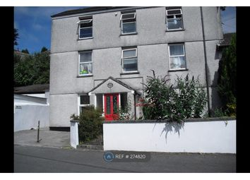 Thumbnail 1 bed flat to rent in Trenance Road, St Austell