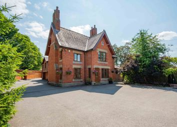 Thumbnail 5 bed detached house for sale in Balshaw Lane, Euxton