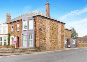 Thumbnail 3 bedroom semi-detached house for sale in Lodge Road, Heacham, King's Lynn