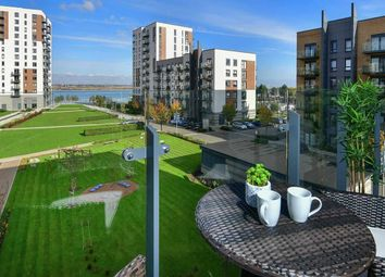 Thumbnail 1 bed flat for sale in Victory Pier, Pearl Lane, Gillingham
