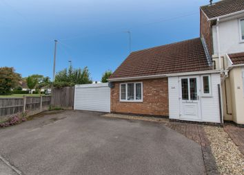 Thumbnail 1 bed bungalow for sale in The Coppice, Leicester