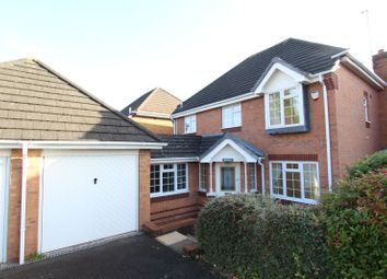 Thumbnail 4 bed property to rent in Braeburn, Applewood Close, Belper