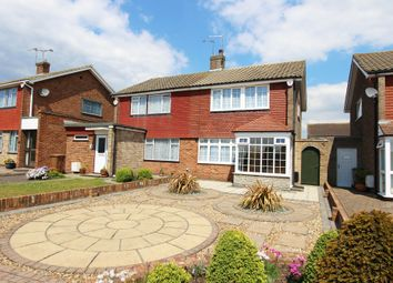 Thumbnail 3 bed semi-detached house for sale in Iron Mill Lane, Crayford, Kent