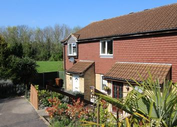 Thumbnail 2 bed terraced house for sale in Romney Road, Walderslade, Chatham