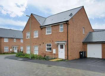 Thumbnail 3 bed semi-detached house for sale in Heddle Road, Andover
