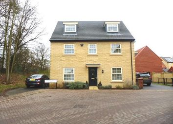 Thumbnail 5 bedroom detached house to rent in Diamond Drive, Corby