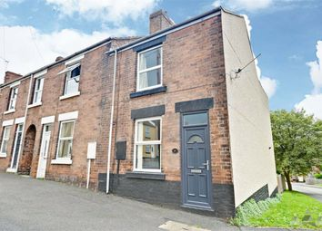 2 bed end terrace house for sale in Cross London Street, New Whittington, Chesterfield, Derbyshire S43